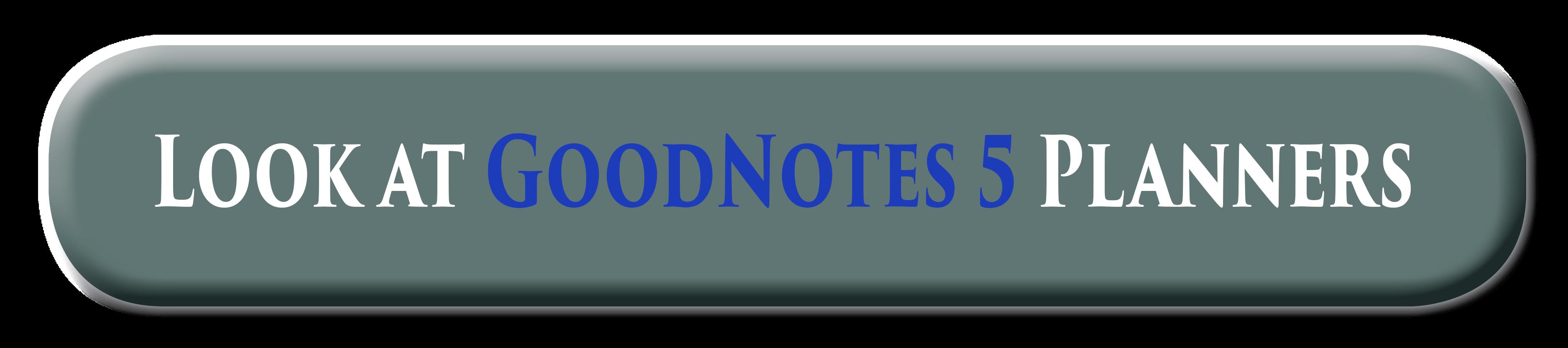 GoodNotes Digital Hobonichi Planner ipadplanner.com