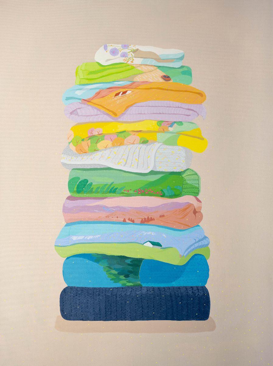 Danym Kwon - Folding Pieces of Days
