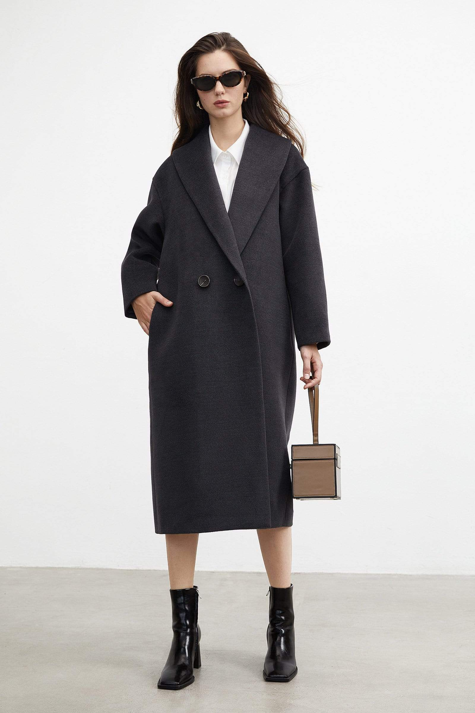 Isodora Black Panel Denim Jacket by J.ING Women's Apparel