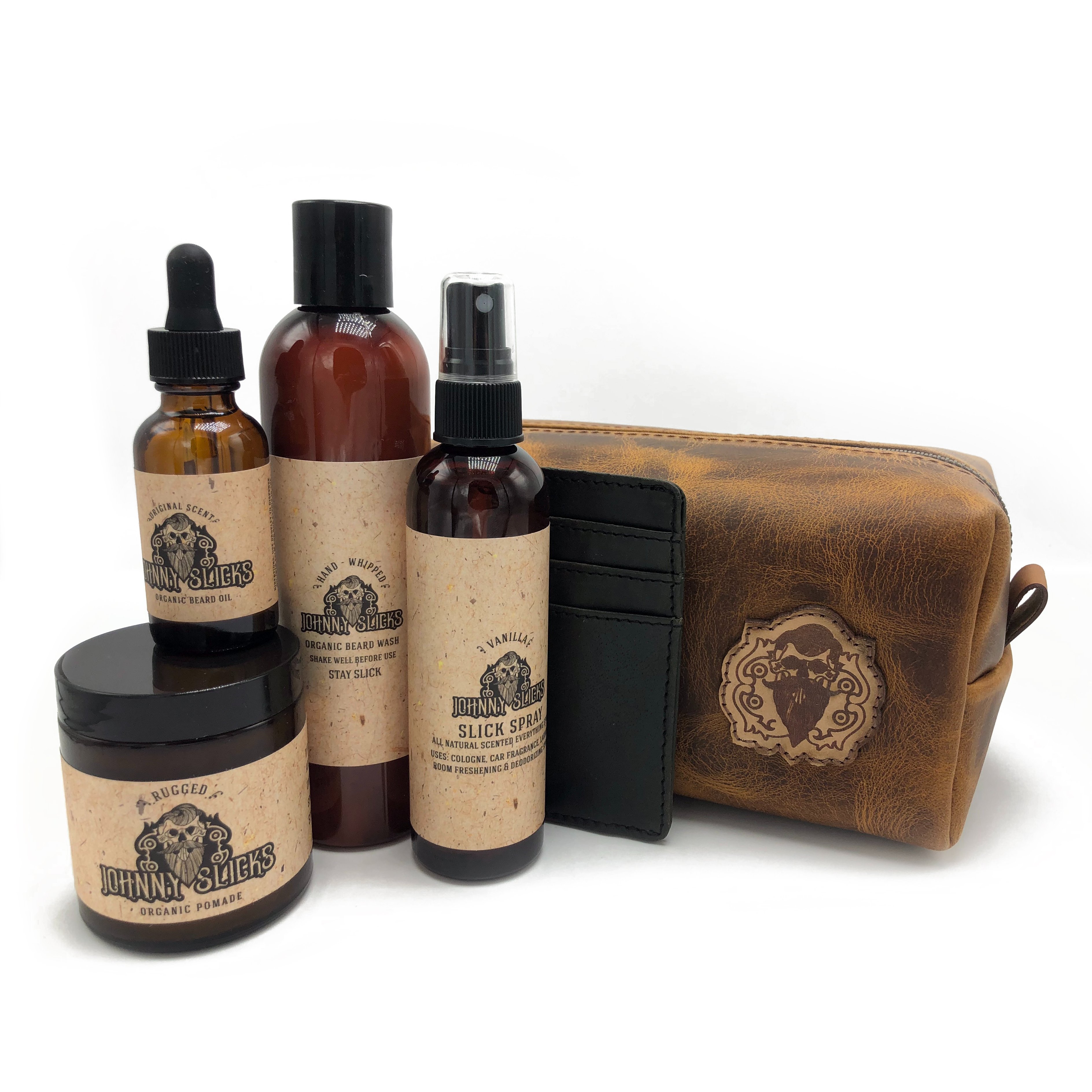 Organic Hair and Body Care Products From Johnny Slicks