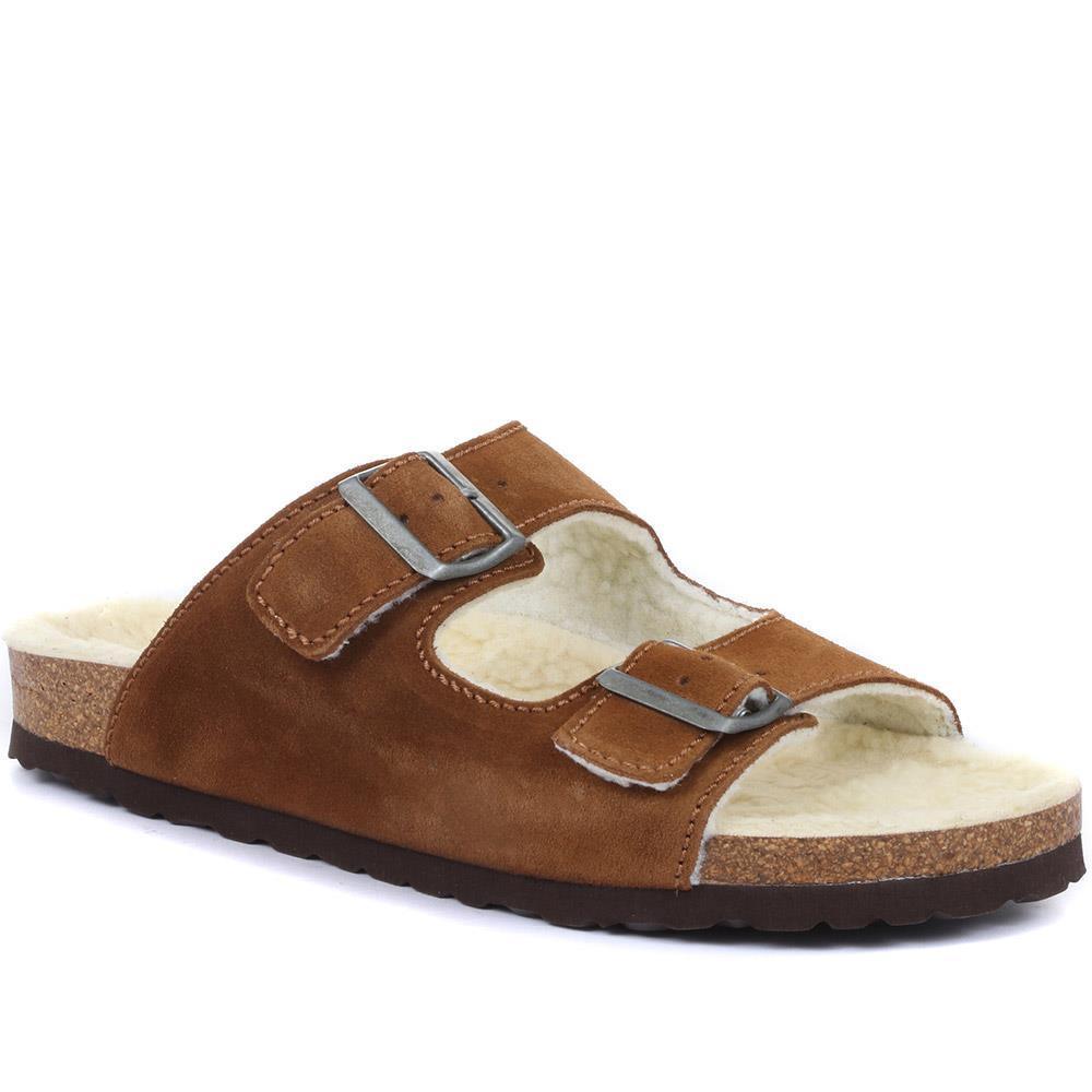 Wilfred Men's Mule Slippers