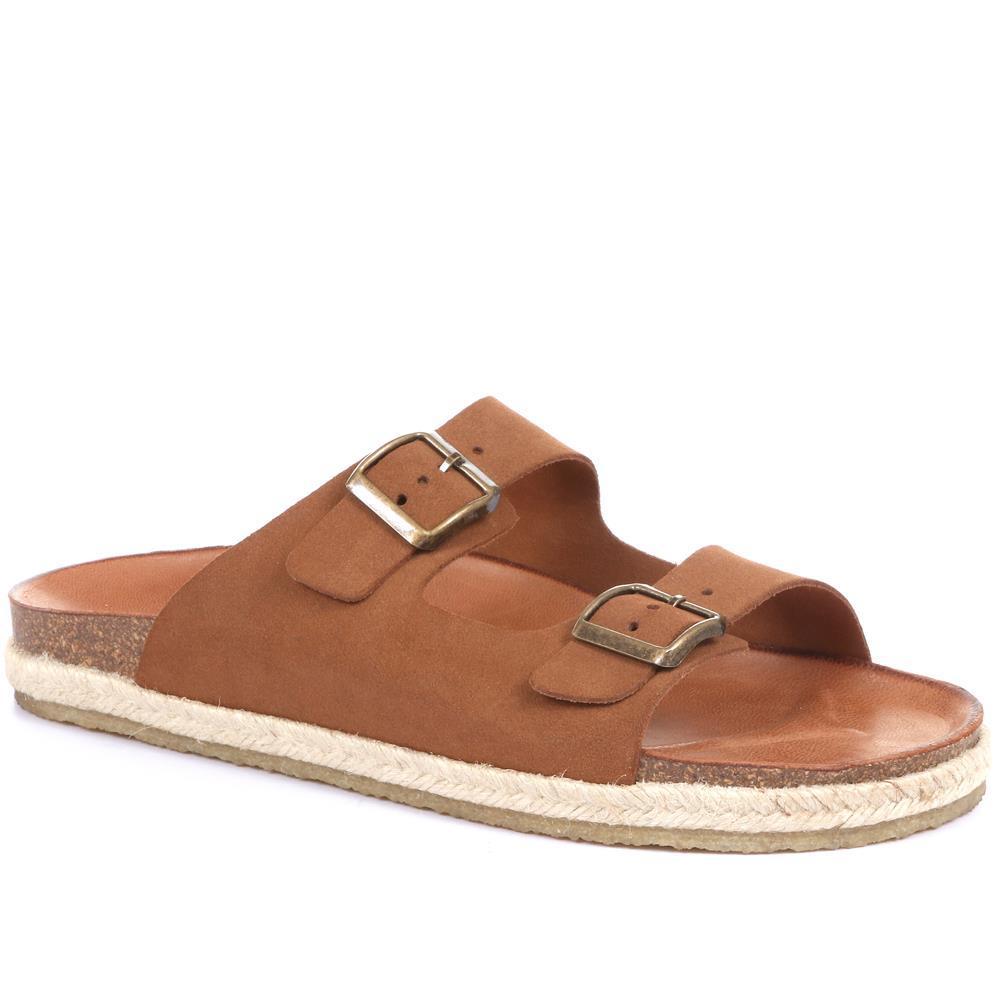 West Village Men's Mule Sandals
