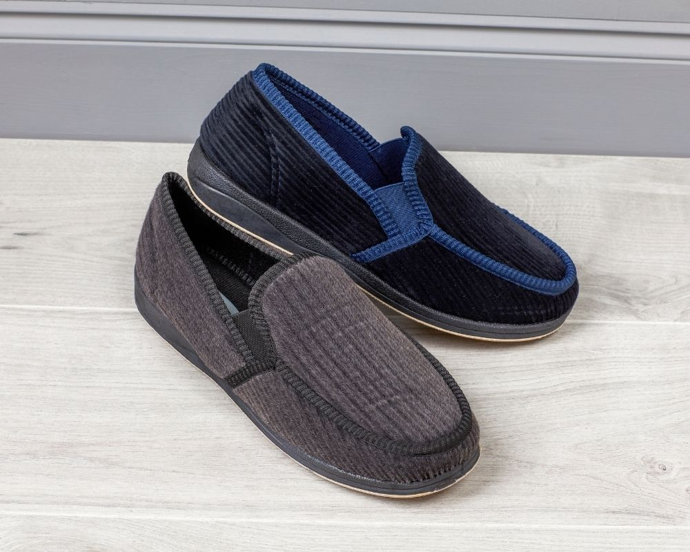 Full Slipper with Touch Fastening Strap