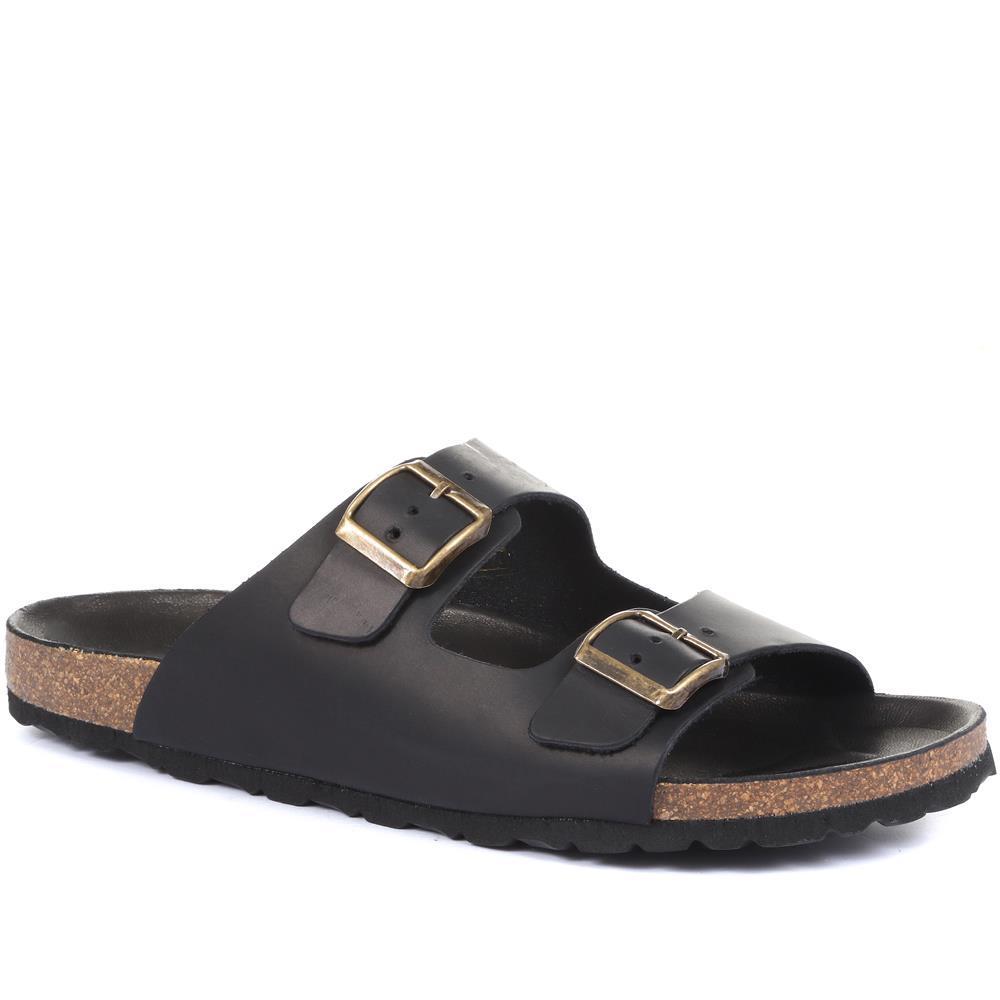 Woolwhich Men's Mule Sandals