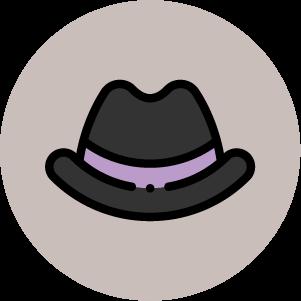 justine leconte capsule wardrobe essential accessories blog hat