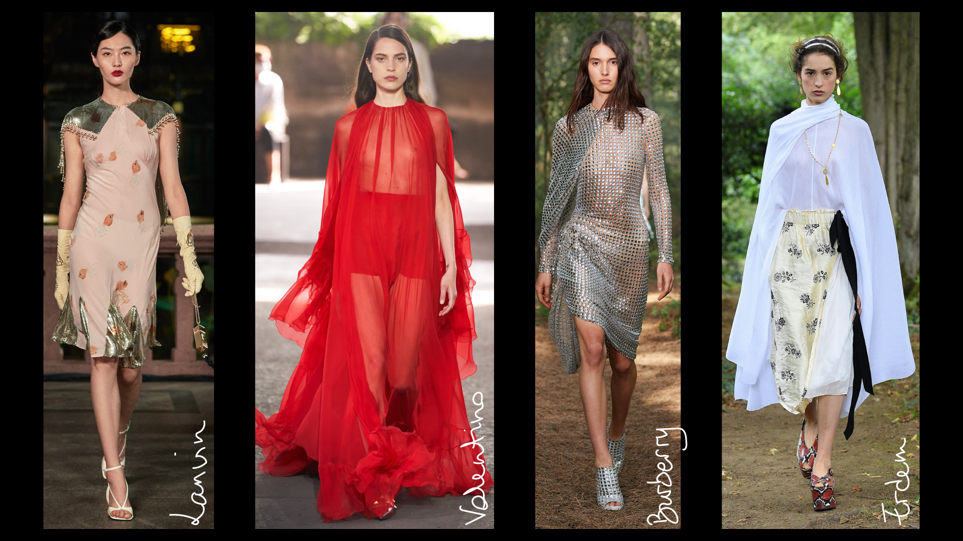fairy tale fantasy trends 2021 spring summer justine leconte