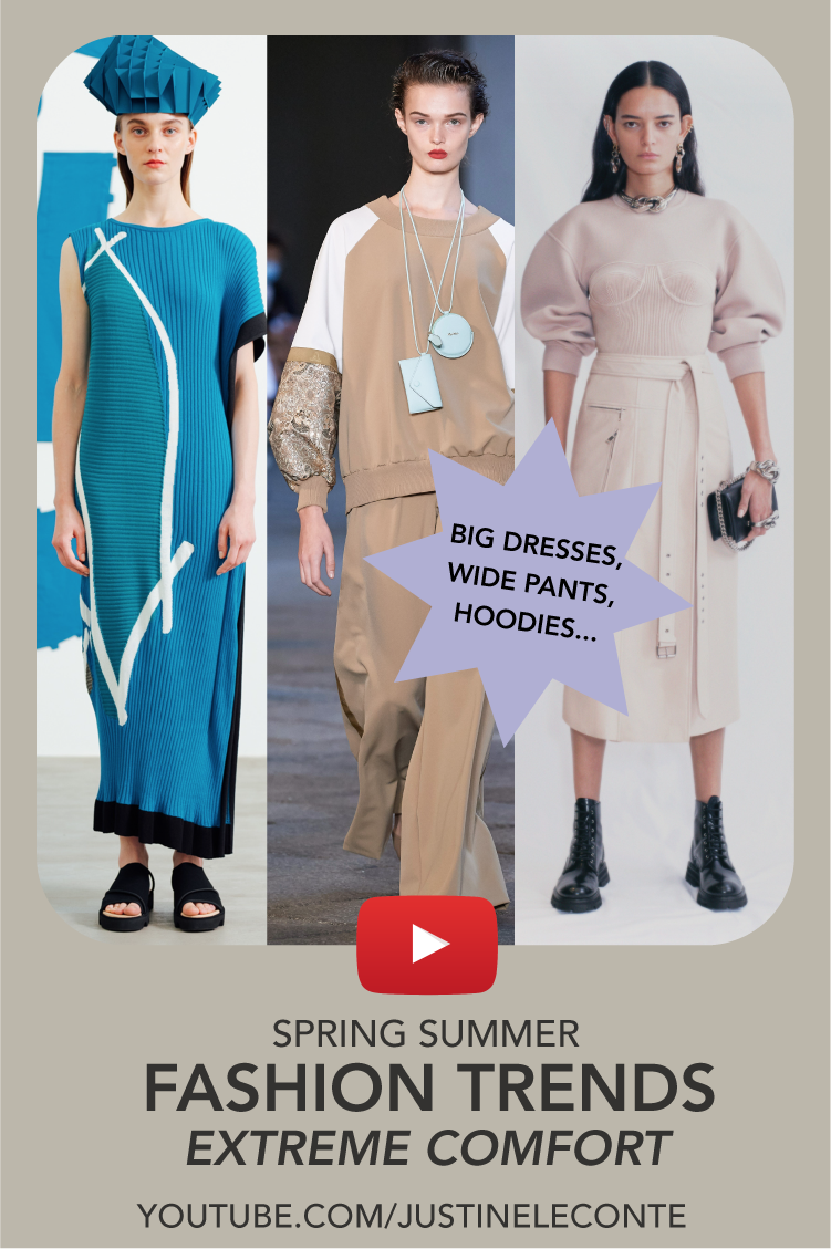pinterest justine leconte youtube video fashion trends spring summer 2021