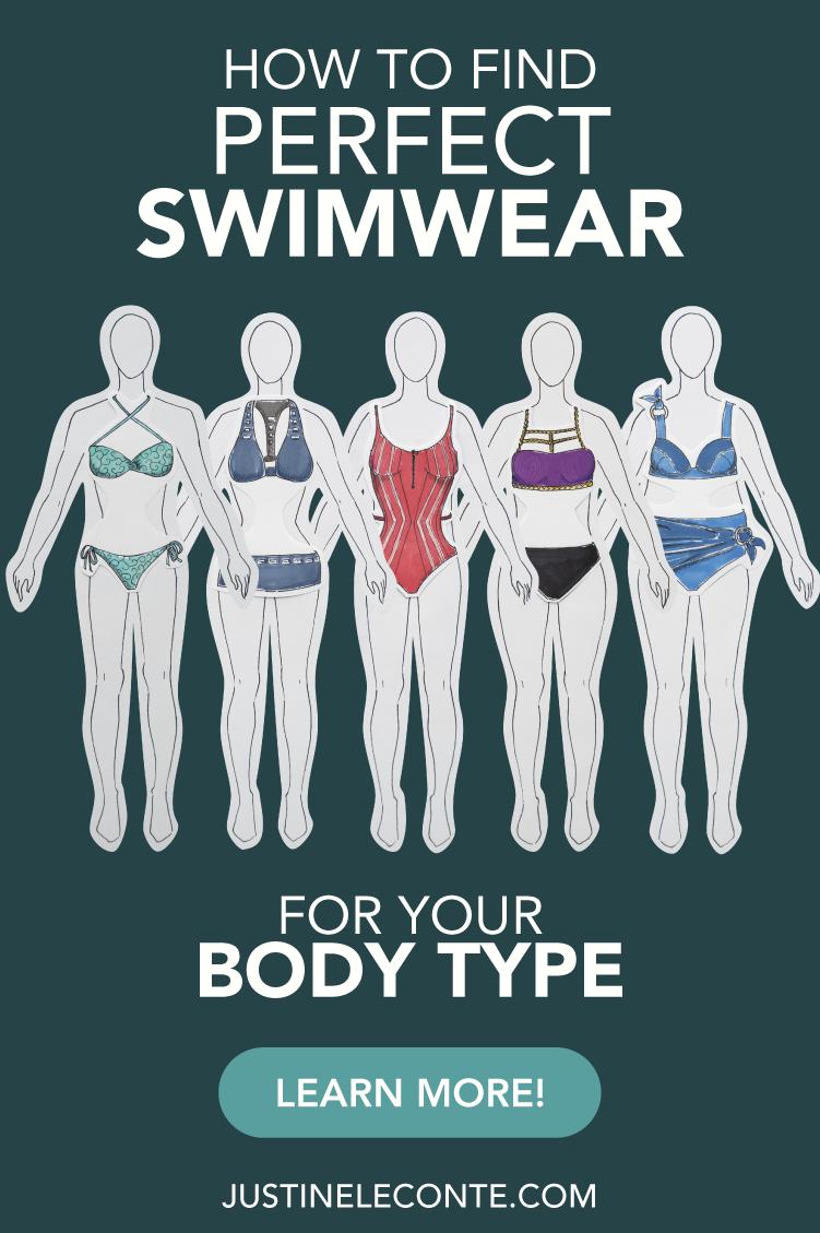 justine leconte pinterest blog post summer Find Perfect Swimwear Body Type bikini sustainable fashion