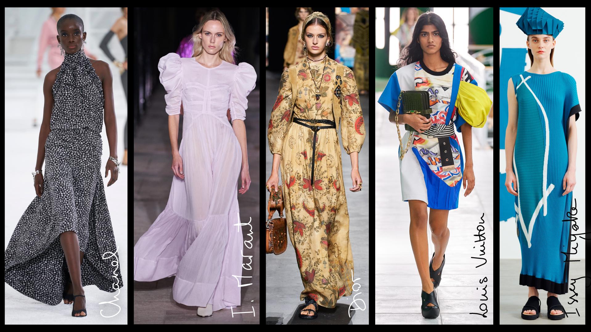big dresses extreme comfort trends 2021 spring summer justine leconte