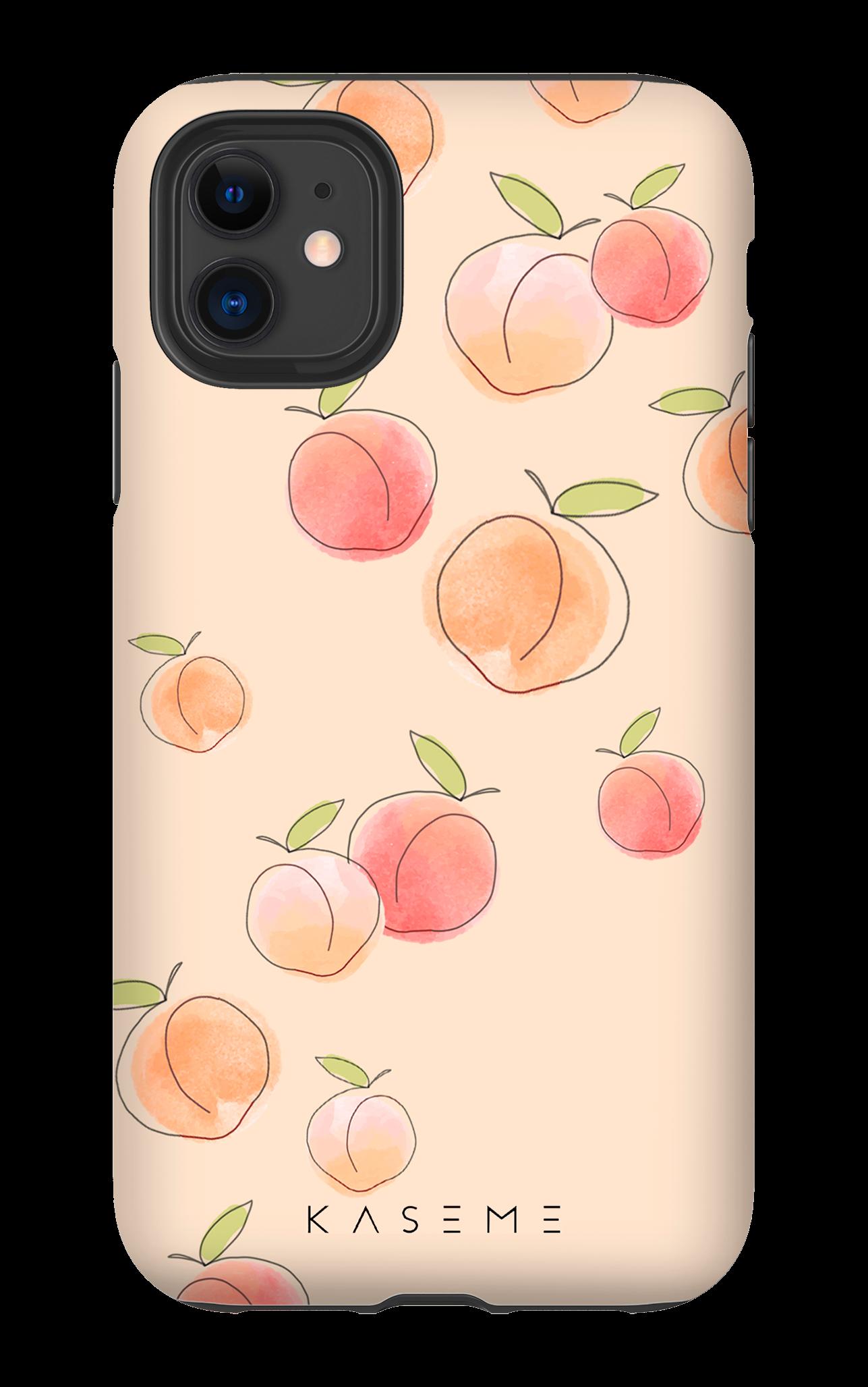 Peachy phone case