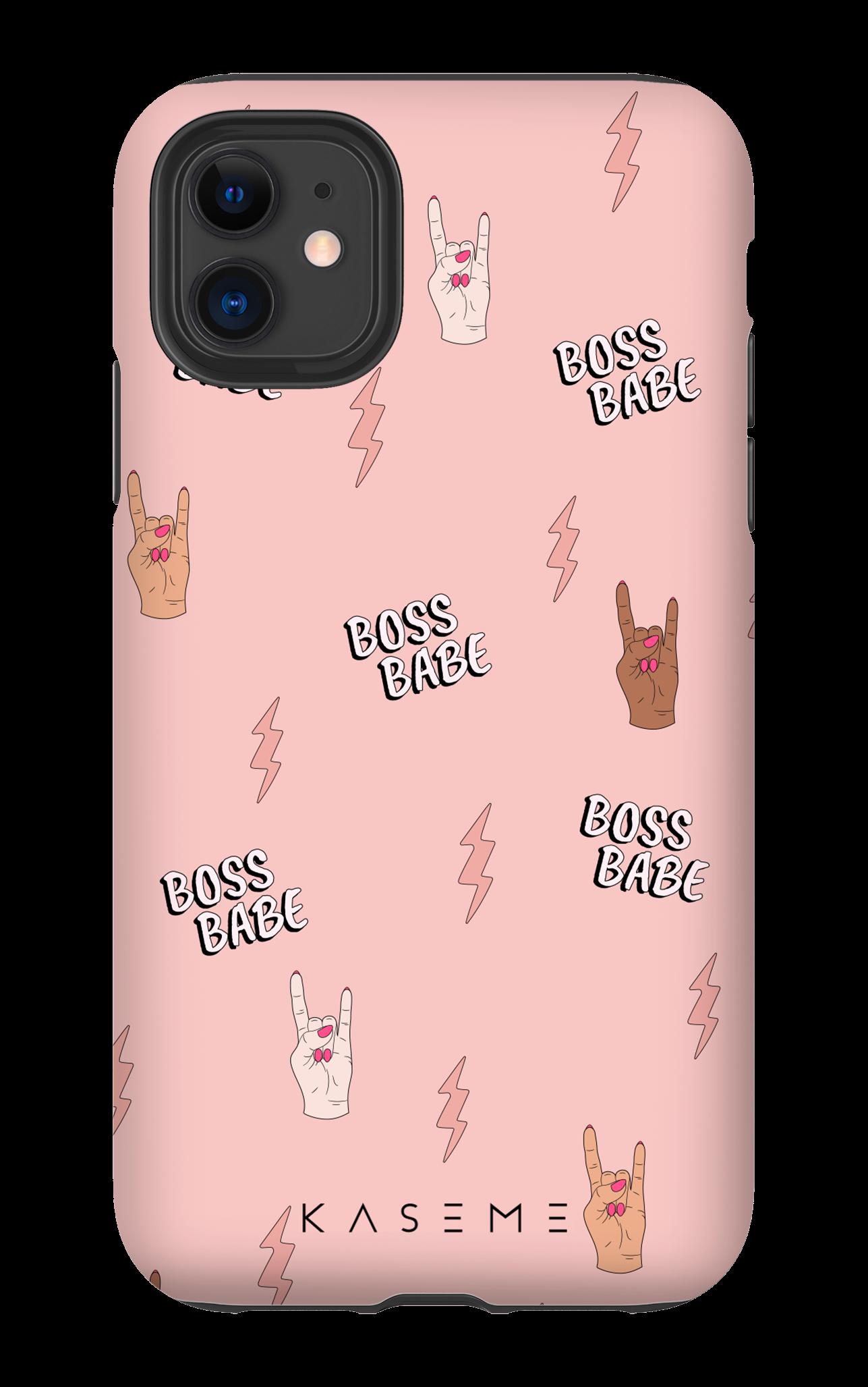 Boss babe phone case