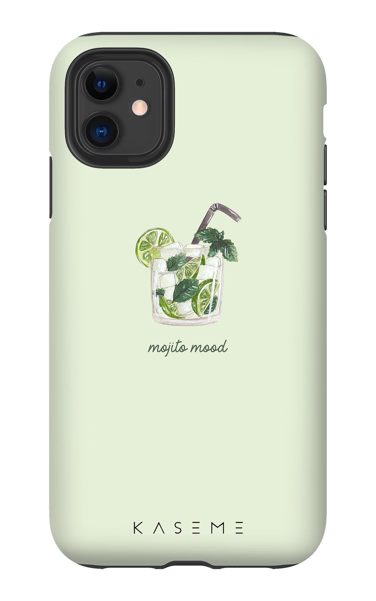 Mint to be phone case
