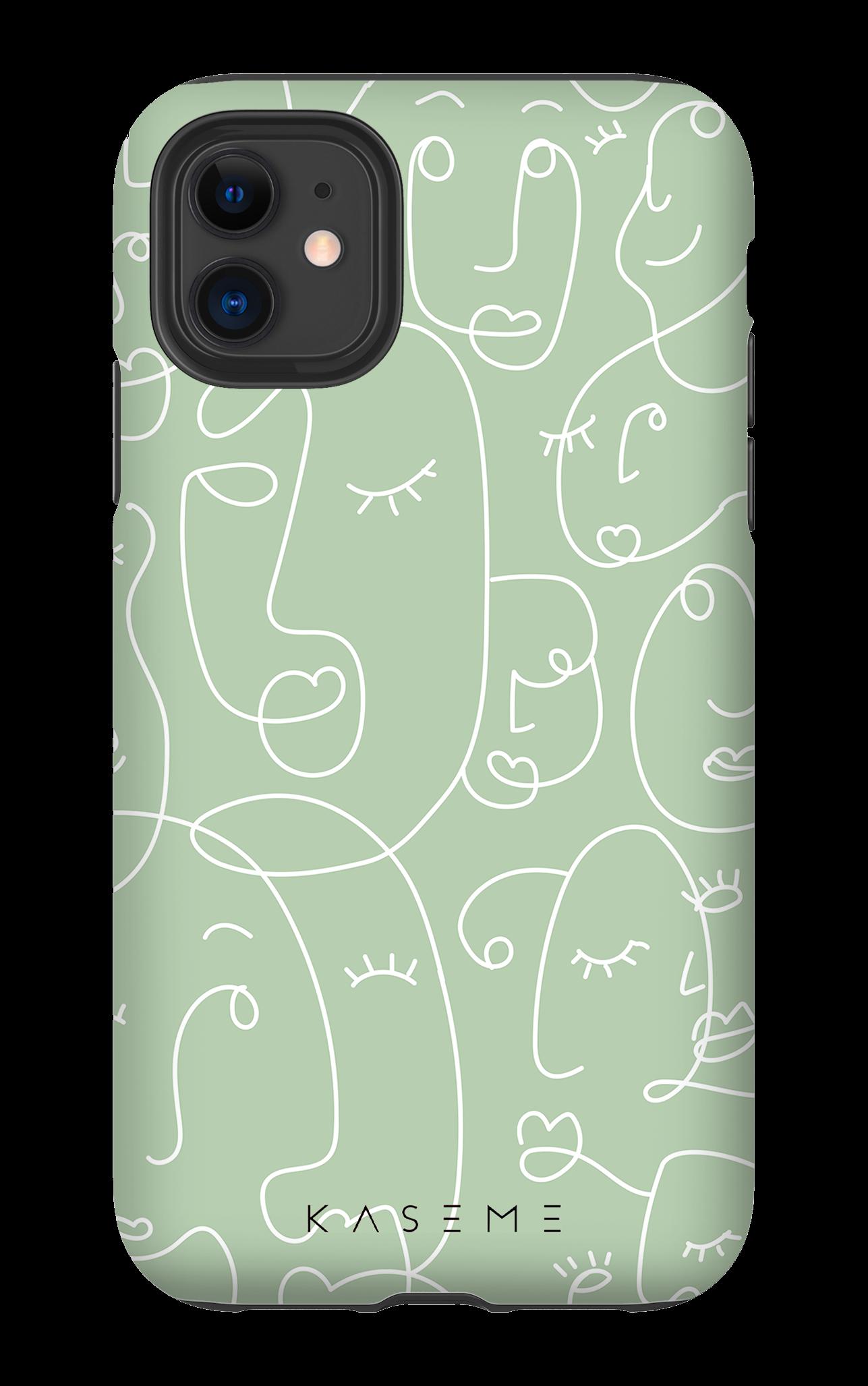 Sage phone case