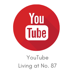 Living at No. 87 youTube channel