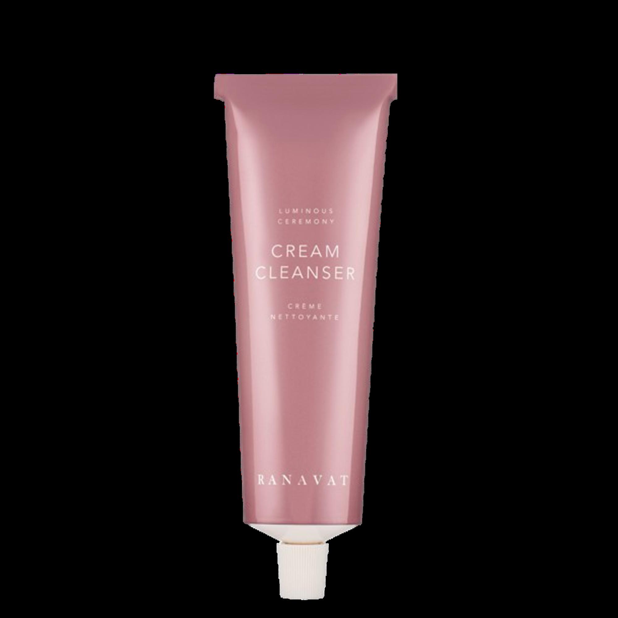 "RANAVAT - Crème Nettoyante ""Luminous Ceremony""   Loox Concept Store"