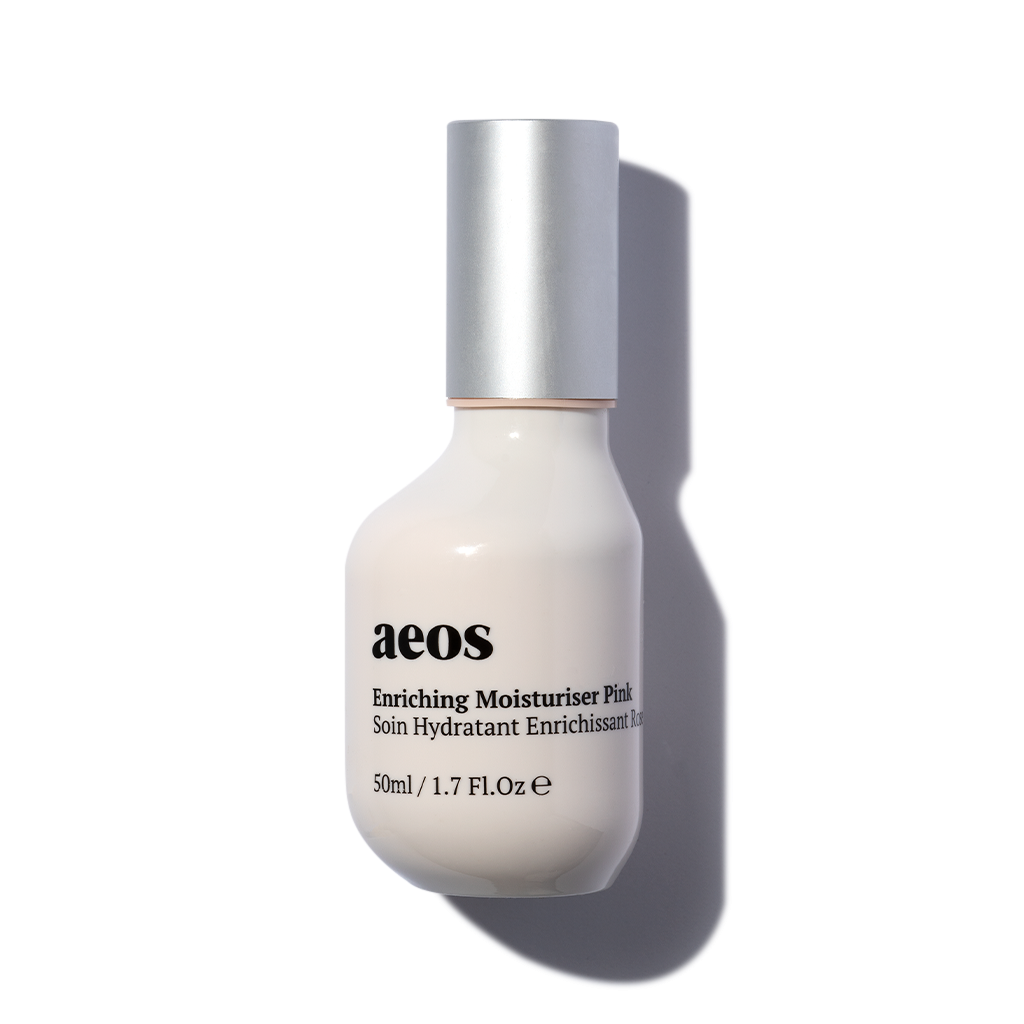 AEOS - Soin Hydratant Enrichissant Rose | Loox Concept Store