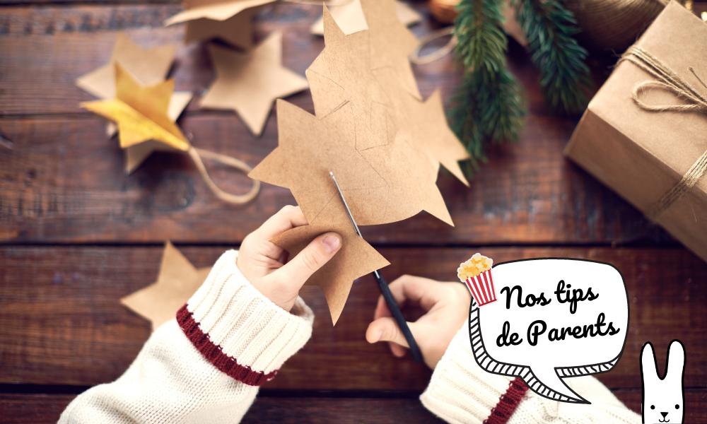 Bricolages de Noël pour enfants - 5 idées créatives