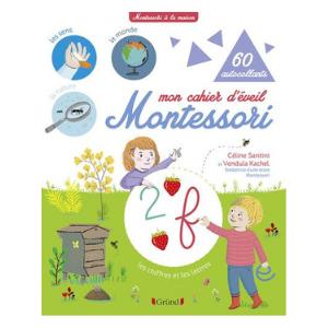 Mon cahier d'éveil Montessori - Grund