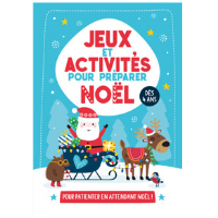 Jeux et activités pour préparer Noël