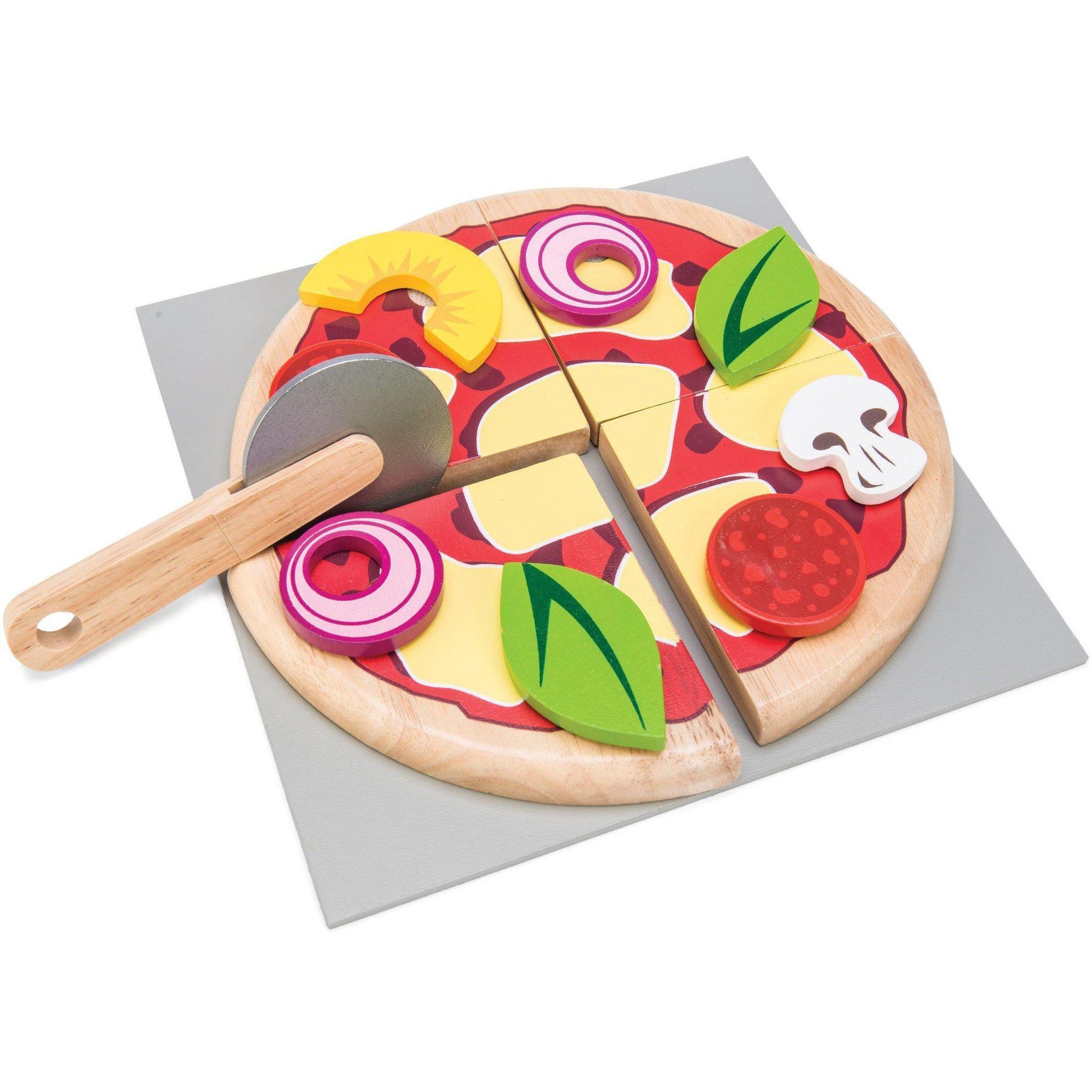 Pizza à découper le toy van