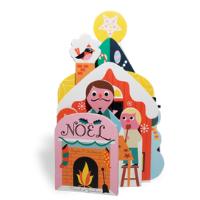 Imagier pour bébés - Noël