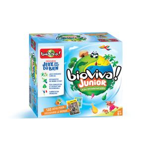 Bioviva Junior - Jeu de société éco-conçu