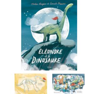 Eléonore et le dinosaure
