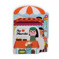 Au marché - Un livre pour les bébés de Marcel et Joachim