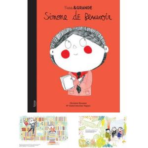Simone de Beauvoir - Livre pour enfant