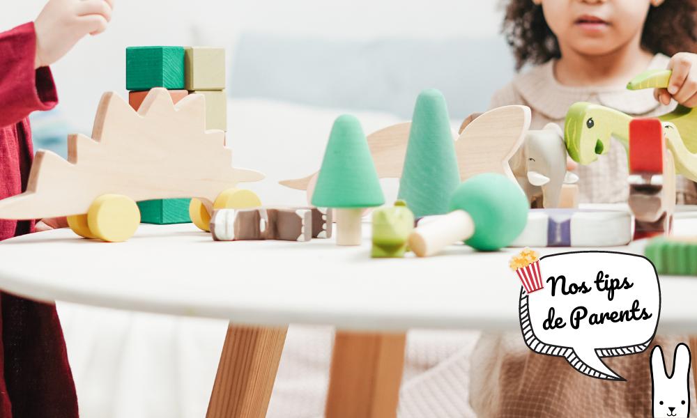 Les marques de jouets en bois écologiques