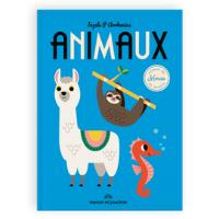 Animaux autour du Monde - Un livre pour enfant de 1 an et +