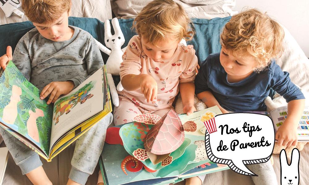 Top 10 des livres pour les enfants de 4 ans