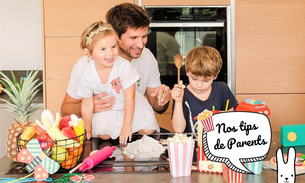 Cuisiner en famille : Comment faire participer les enfants ?