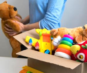 Où donner ses vieux jouets ?