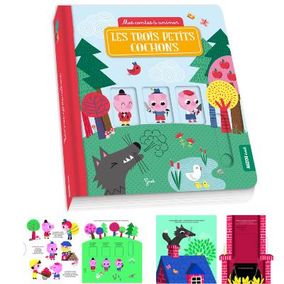 Le grand voyage de Monsieur Papier - Un livre sur le recyclage pour les enfants de 3 à 5 ans