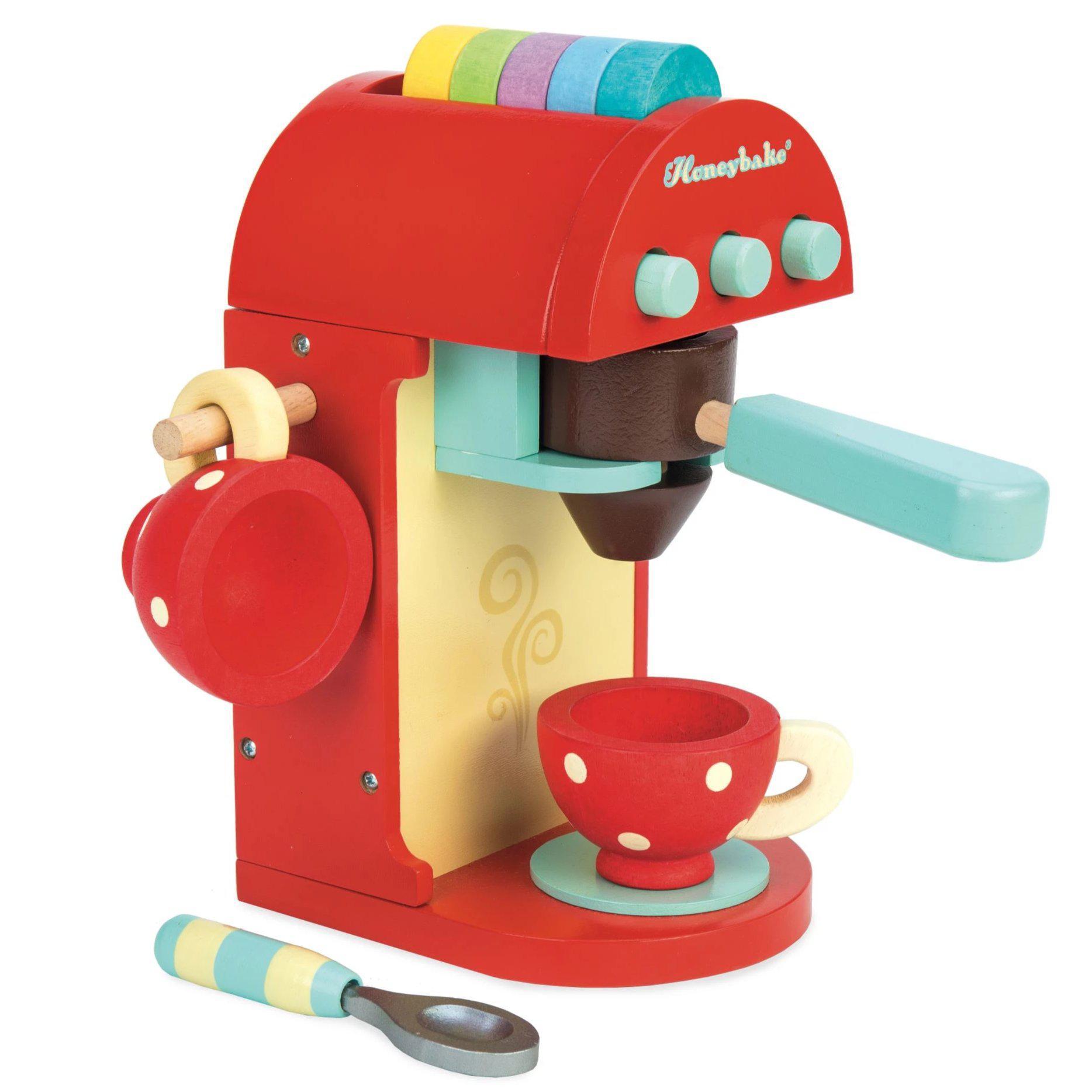 Machine à café en bois ÉDITEUR LE TOY VAN