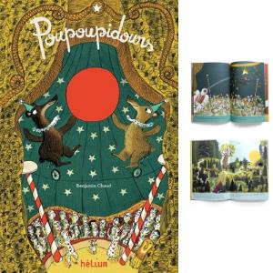 Poupoupidours - Livre pour enfant Hélium