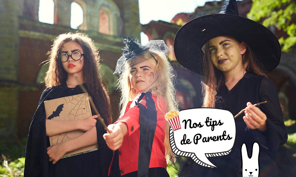 Idées de déguisements d'Halloween originaux pour les enfants
