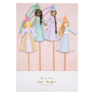 Cake toppers - Princesse magique
