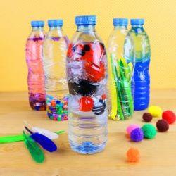 Jeux Montessori DIY par tête à modeler