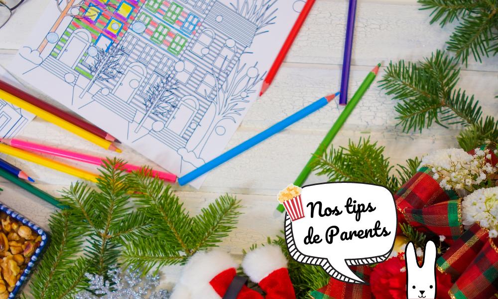 Les meilleurs sites de coloriages de Noël gratuits - à imprimer
