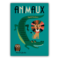 Animaux - Un livre pour les enfants de 1 an et +