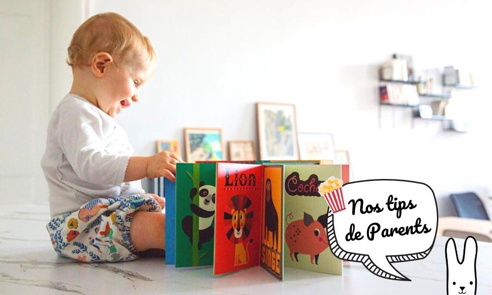 Top 8 des livres pour bébé de 12 mois