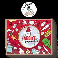 La boîte cuisine de Noël - 4 à 7 ans