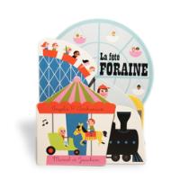 La fête foraine - Un livre pour les bébés de Marcel et Joachim