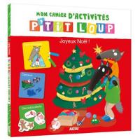 Cahier d'activités P'tit Loup- Joyeux Noël