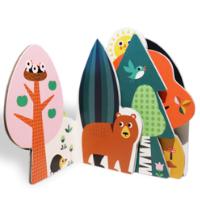 La forêt - Un livre pour les bébés de Marcel et Joachim