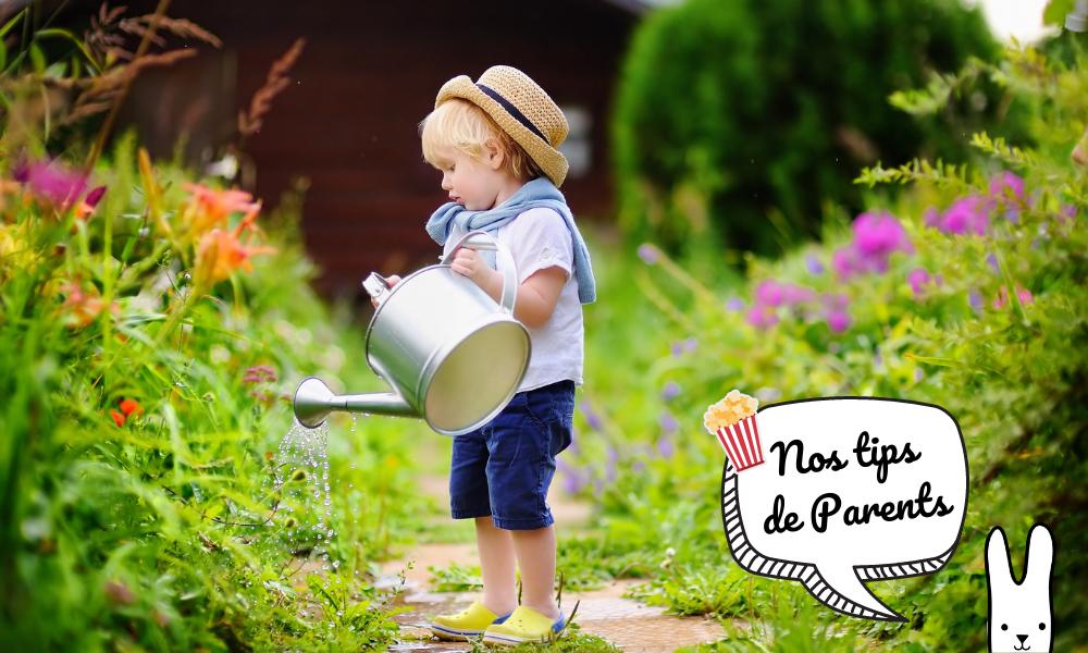 Jardiner avec les enfants : Tous nos conseils