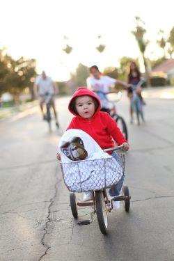 Idée de déguisement E.T. pour les enfants à Halloween