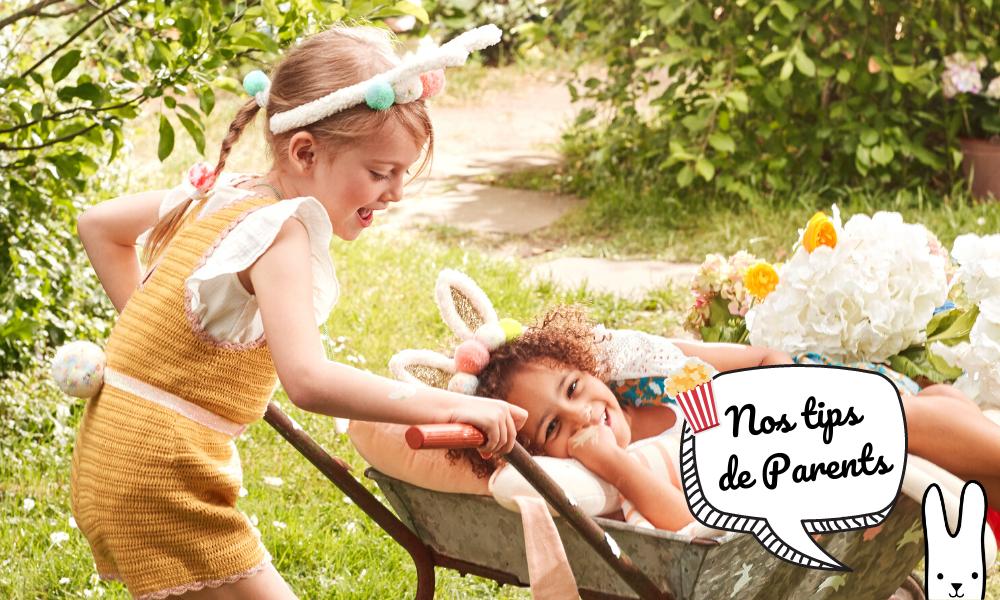 Que faire fête d'anniversaire enfant de 5 ans ? déco, goûter, activités